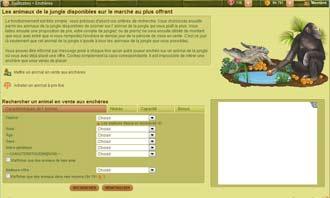 Tropicstory - Organize a breeding